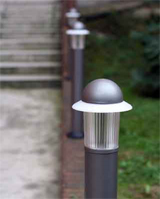 Low voltage outdoor lights